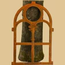 Fenster Gotisch Stallfenster Scheunenfenster Eisenfenster Guss Eisen NEU Mauer