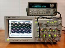 New Listinghp Agilent Keysight Infinium Oscilloscope 54835a 4 Channels 1ghz 4gsas