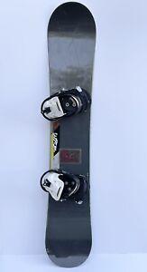 Burton Custom 62 Snowboard Burton Mission Bindings Burton Carry Bag 160 cm
