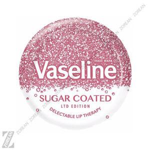 Vaseline Sugar Coated LTD Edition Pink Tint Lip Therapy Lip Balm 20g