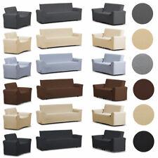 Sofahussen Bi-elastisch Sofabezug Universal Spannbezug Sesselüberzug Sofabezüge