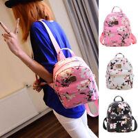 Women bags Backpack School Pu Leather Shoulder Bag Rucksack Leather Travel bags