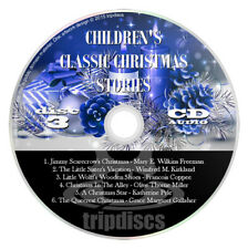 Children's Classic Christmas Stories Part 3 (Kids Fairytale Audiobooks Audio CD)