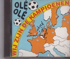 Wij Zijn De Kampioenen-Ole Ole cd maxi single