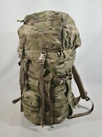 British Army MTP Bergen & Frame Rucksack Long Convoluted Expedition Cadet DofE