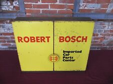 Vintage Bosch Germany Ignition Wall Cabinet – Brilliant Colors