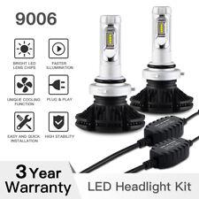 9006 Philips ZES LED Headlight HB4 Bulbs Conversion Kit High Low Beam Fog Light