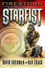 Firestorm - Starfist #12 by David Sherman, Dan Cragg HC new