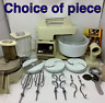 Vtg Oster Regency Kitchen Center 972-06A Replacement Parts CHOICE Beige/Almond
