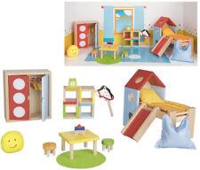 Goki Puppenhausmöbel modernes Kinderzimmer