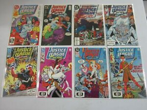 Justice League Europe Comic Lot  #1-49+Ann(29 Diff) - 8.0 VF - (1989 - 1993)