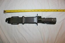 Military Surplus USGI Lan-Cay Gen 1 M9 Combat Fighting Knife with SCABBARD NOS