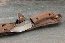 KA7502 Couteau Kabar Globetrotter Jarosz 1095 Carbon Blade Ultramid Handle USA