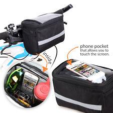 Sac Saccoche&Support de Smartphone GPS écran 5,9 pouce pour Guidon Vélo