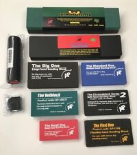 Sanding Block kit 10pce Super Bundle kit by Amaxi with Radius Block