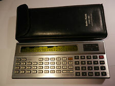 RARE TRS-80 Pocket computer PC-1 o sapere come il computer palmare sharp PC-1211