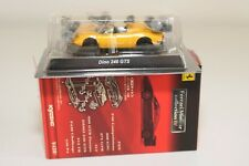 V 1:64 133 KYOSHO COLLECTION FERRARI DINO 246GTS 246 GTS YELLOW MINT BOXED