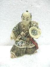 """Statuette en résine : """" Samouraï """""""