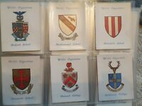 Arms of Public Schools (1934 2nd series) Wills Cigarette Cards -Choose Your Card
