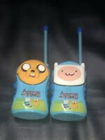 Jazwares Cartoon Network Adventure Time Finn & Jake Walkie Talkie Radios Work
