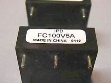 4 Power One IPD  FC100V5A 5A 100V Input Filter Modules