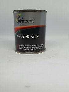 albrecht Silber-Bronze 125ml (flugrost)