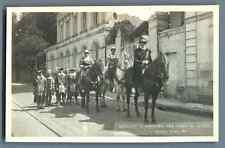 J. Marchais Fils, Amboise à travers les âges vu en 1927. Groupe Louis XI  Vintag