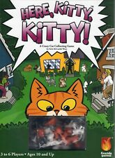 Fireside Games Here. Kitty, Kitty! Cat Collecting game