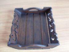 Handmade Wooden Serving Trays
