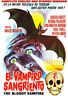 BLOODY VAMPIRE (1963) 2 Versions: ENGLISH & MEXICAN (UNCUT) Version DVD NTSC NEW