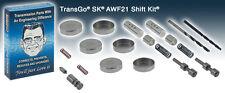 Transmission Shift Kit Solenoid Repair Kit Transgo TF80SC AWF21 TF80 Volvo Saab