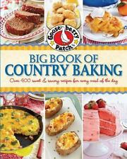 Gooseberry Patch Big Book of Country Baking: Over 400 Sweet & Savory Recipes NEW