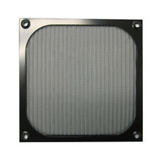 140mm Black Aluminum Mesh Computer Fan Filter / Grill / Guard for PC Fans