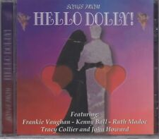 "Hello Dolly! ""Songs From"" Frankie Vaughan NEW & SEALED CD Posted From The UK"