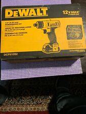 DEWALT 12V MAX  Screwdriver Kit DCF610S2  - BRAND NEW