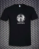 SWR Bass Amplifiers Golight Hi-Fidelity Bass Tones Black T-Shirt S M L - 3XL