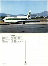 Alitalia, Caravelle, nuova perfetta