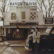 Randy Travis - Storms Of Life - VINYL - 1986