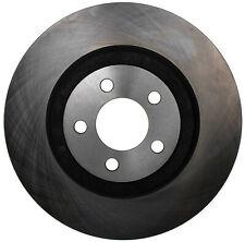Disc Brake Rotor-Non-Coated Front ACDelco Advantage 18A2343A