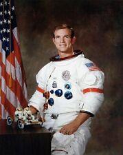 Apollo 15 Astronaut David Scott Portrait 8x10 Silber Halogen Fotodruck