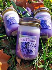 12 oz Baby Lavender scent candle  Richly Scented