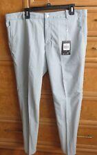 Men's Nike dri-fit golf pants gray modern fit size 38x32 brand new Nwt $110