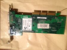 Matrox G550 dual head Scheda Video AGP