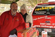 Australian Distributorship for RECHARGE Battery Additive/Revitalize & Condition