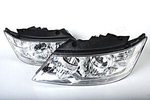Headlight Front Lamp LEFT+RIGHT Fits HYUNDAI Sonata 2008-2010 Facelift