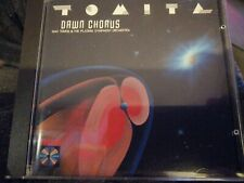 CD TOMITA - Dawn Chorus - West German Press 1984 - PD85184 - Smooth Side Jewel