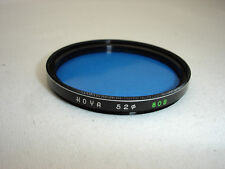HOYA  52mm  80B - Color conversion    filter only