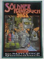 "Fasa Battletech "" Mercenario Manuale 3055 "" (Fanpro) 102002005"