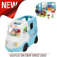 Fisher-Price Little People Toy Story 4 Adventures RV¦ Baby's Bus Toy