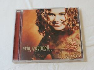 No Place So Far by Erin O'Donnell CD Mar-2001 Word Distribution janie's Garden